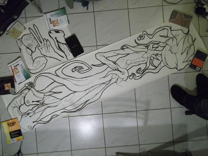 Galerie de Joke Joke.mural.wip5